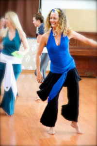 The healing power of expressive movement