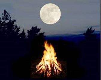 Join us every last Thursday of the month for Fireside Circles to contemplate and be with Nature